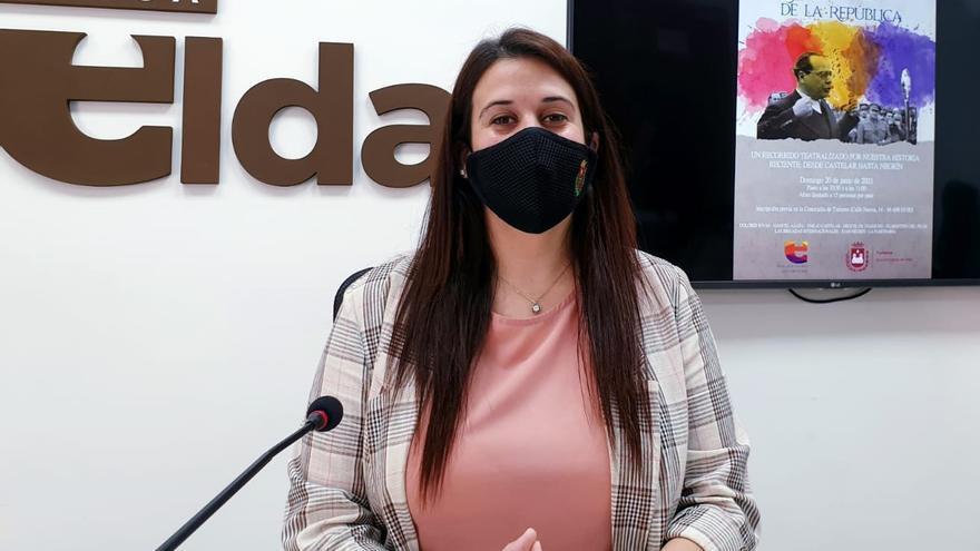 """La República recupera sus """"voces"""" en Elda"""