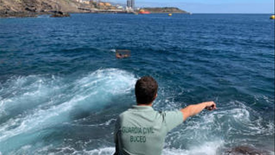 En Tenerife: Incautan 15 kilos de pescado obtenidos en zona prohibida y sin licencias