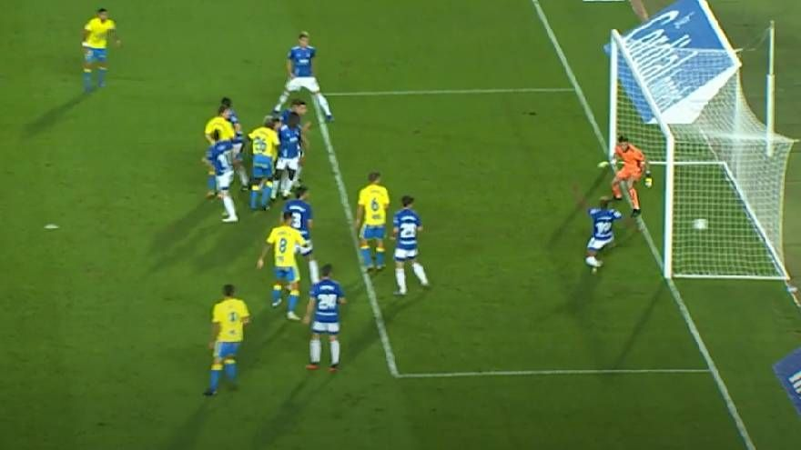 Vídeos de los goles y resumen del partido UD Las Palmas 1 - 2 Real Oviedo