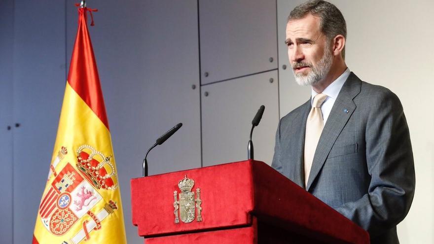 Felipe VI clausura este jueves en Canarias el encuentro de ministros de Justicia