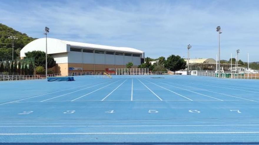 Santa Eulària propone dar el nombre de Marc Tur a las pistas de atletismo