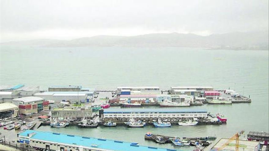 'Gaetán' pone en alerta a media Galicia por vientos de más de 100 km por hora