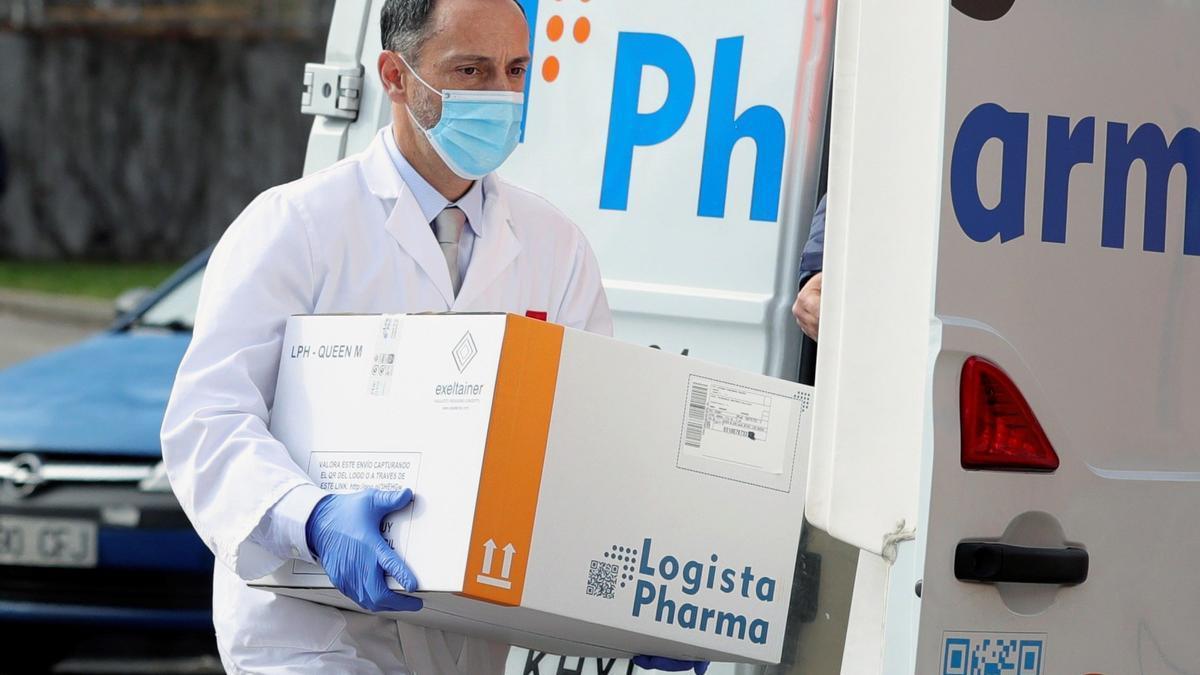 Madrid empieza a vacunar en tres residencias
