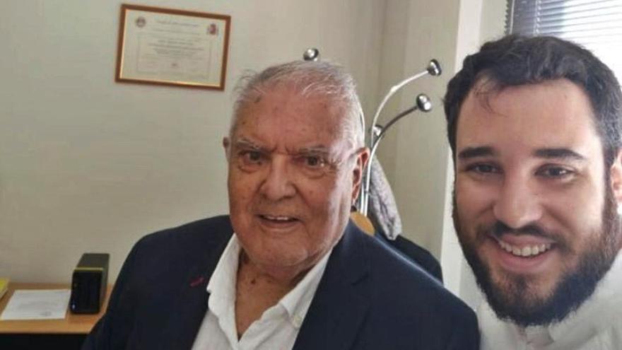 Fallece José Lorenzo, vicepresidente del Cristo de Valderrey de Zamora