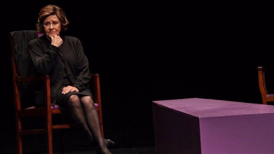 Lola Herrera llega al teatro Olympia con la obra 'Cinco horas con Mario'