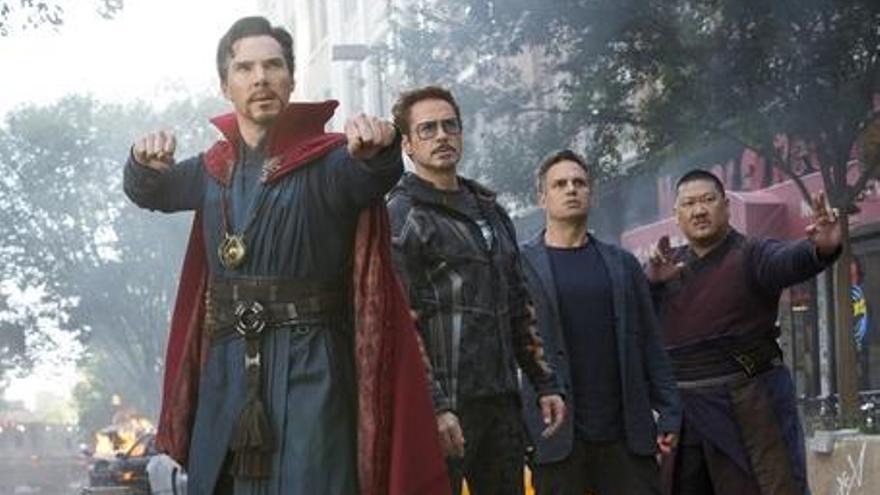 «Vengadores: Infinity war», la batalla definitiva