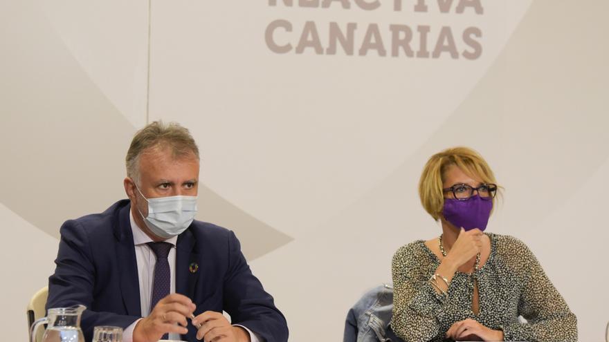 Torres se reúne con el sector del ocio nocturno en Canarias