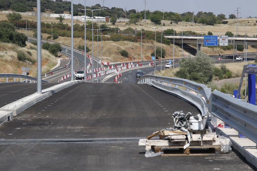 Así es el nuevo tramo de la Ronda Norte de Córdoba