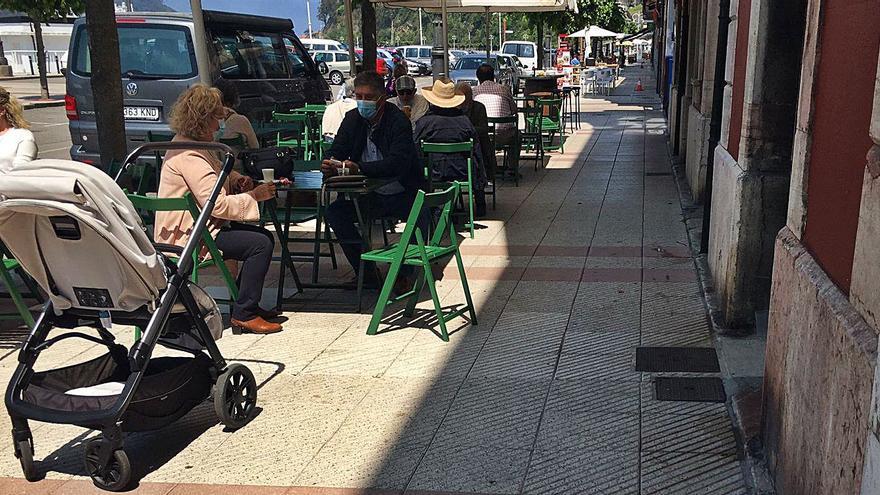 Ribadesella pone en marcha el itinerario peatonal accesible (IPA)