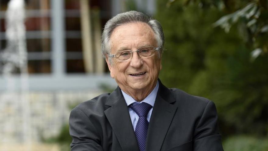 Tomás Fuertes, el decimoséptimo empresario más influyente del país