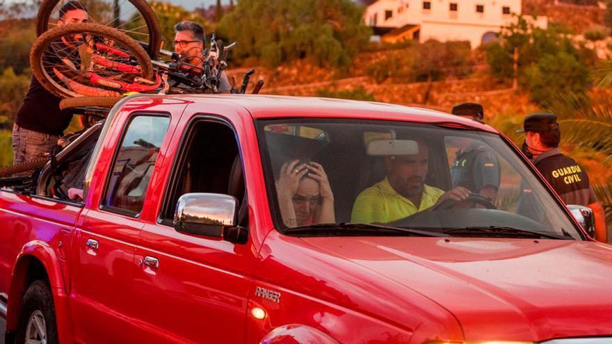 """La pillada a una reportera de Sálvame en La Palma que ha enfadado a todos: """"Busco a gente que lo esté pasando mal"""""""