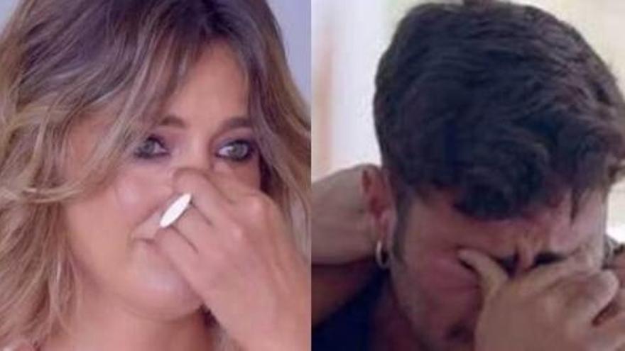 La confesión de Hugo que provoca las lágrimas de Sandra Barneda