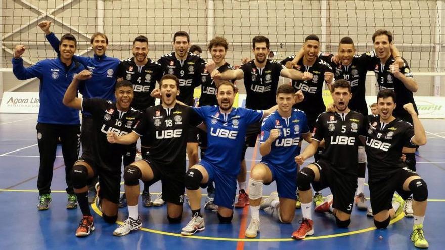 El UBE L'Illa Grau ya es equipo de Superliga