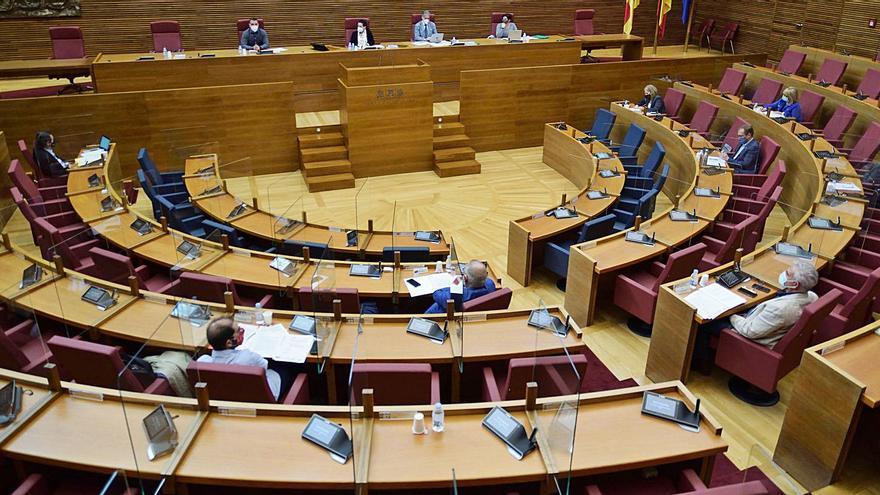 Las cuentas «antipandemia» del Consell aumentarán el gasto cerca de un 10%
