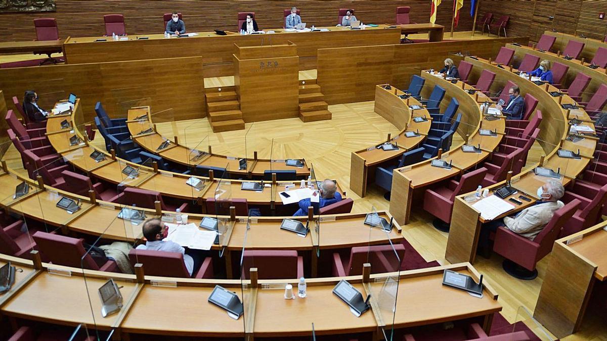Regresa el voto telemático a las Cortes a pesar  de las mamparas | INFORMACIÓN