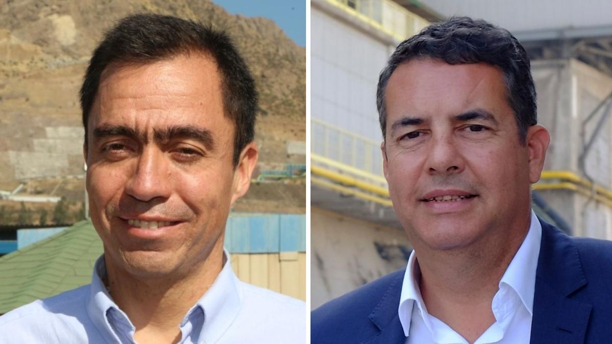Patricio Chacana i Carles Aleman