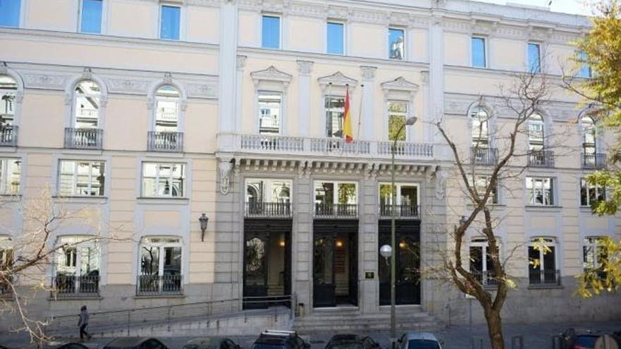 El CGPJ asume la Sala de Gobierno del Tribunal Militar Central ante el bloqueo que sufre