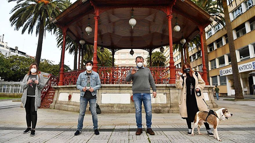 Veinte músicos de la ciudad participan en el disco solidario para adelantar fondos al sector