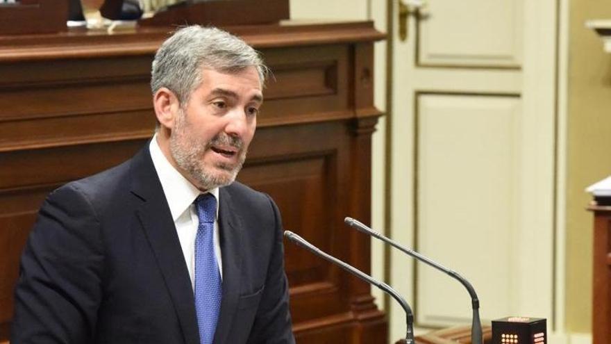 Coalición Canaria propone a Clavijo como senador, lo que permitirá su aforamiento