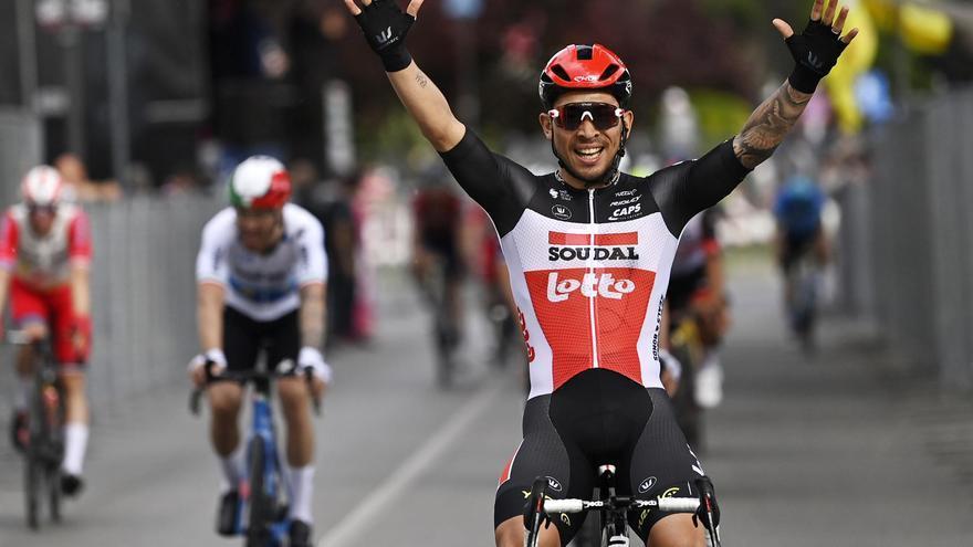 Ganador etapa 5 Giro de Italia 2021: Caleb Ewan