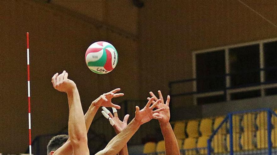 UD Ibiza-Ushuaïa Volley: Camino Soria sin margen de error