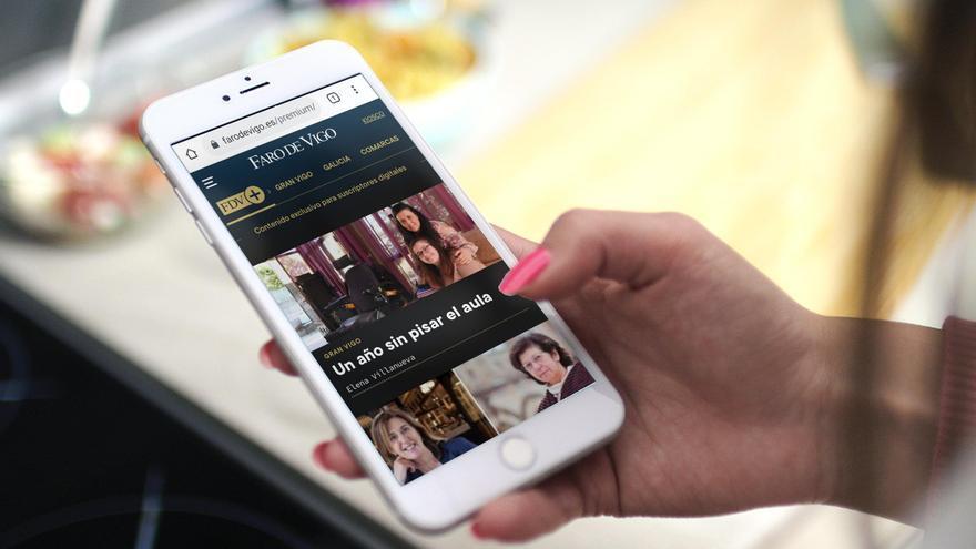 Suscríbete todo el año al contenido digital de FARO por menos de tres euros al mes