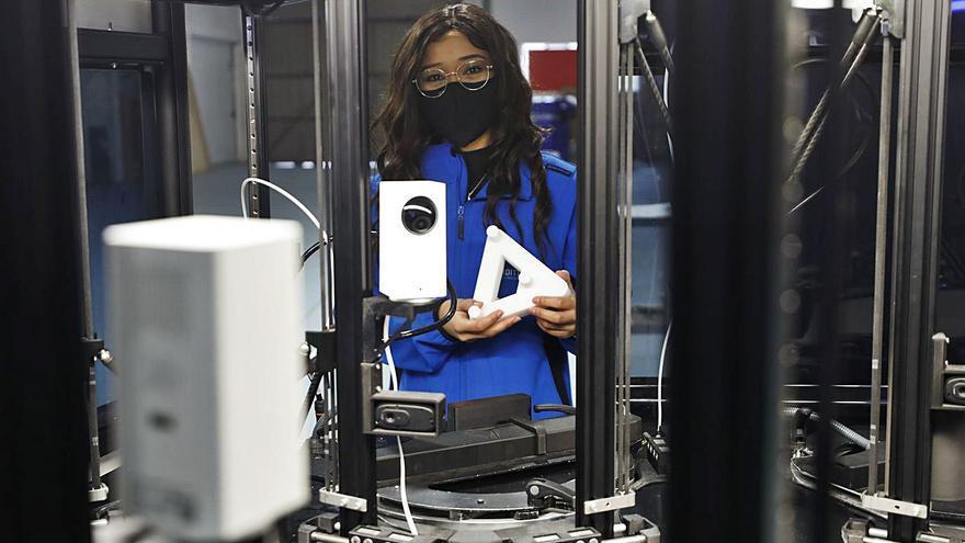 Las compañías pujantes en Asturias: Triditive, un futuro industrial en 3D