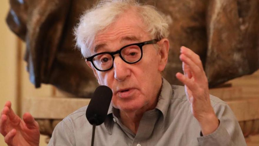 Hachette cancela la publicación de las memorias de Woody Allen