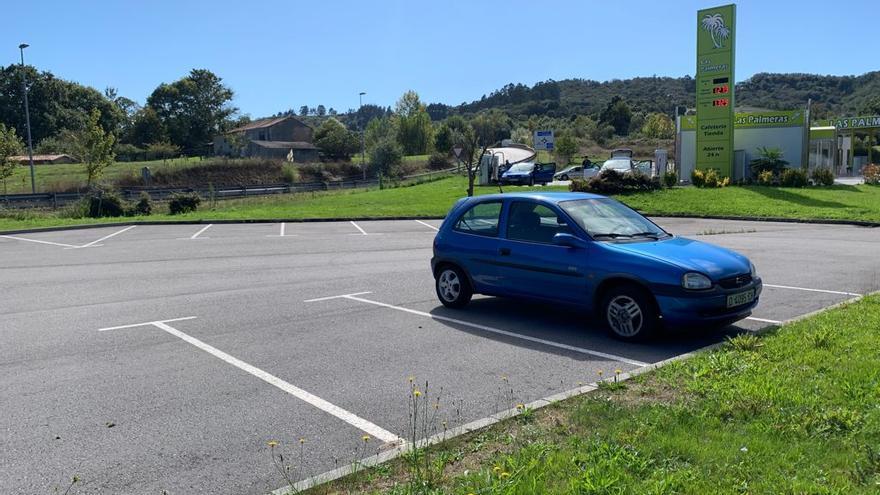 Siero prepara el proyecto para eliminar el parking de Ullaga