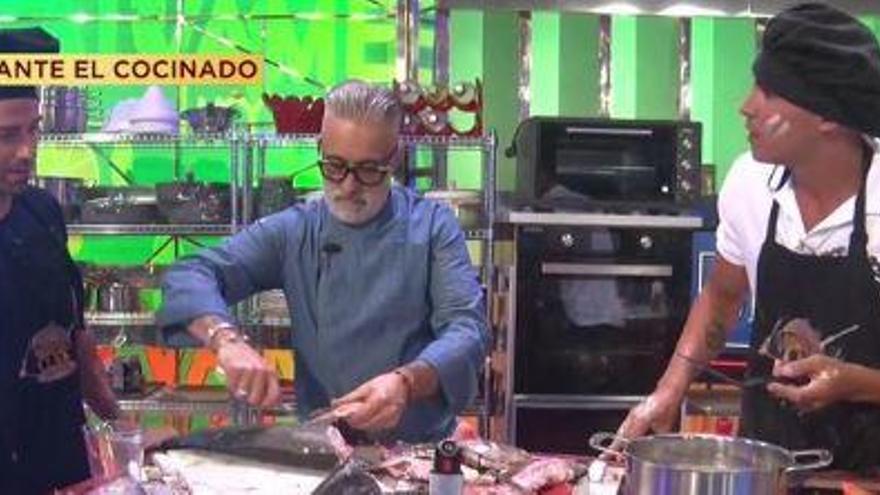 """La """"incomestible"""" paella de Rafa Mora en 'La última cena'"""
