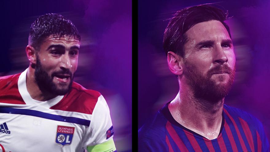 El Barça s'enfrontarà al Lió en els vuitens de la Champions