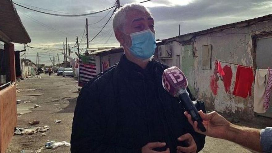 Neue Baracken in Palmas Drogensiedlung Son Banya