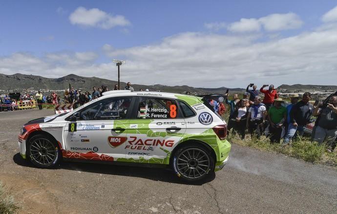 VALSEQUILLO. Qualifying y shakedown Rally Islas Canarias  | 02/05/2019 | Fotógrafo: José Pérez Curbelo