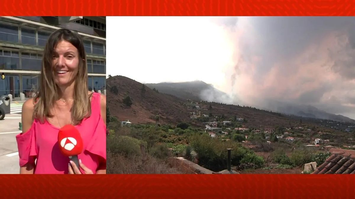 The Gran Canaria meteorologist, Himar González, confesses her opinion about the situation on La Palma