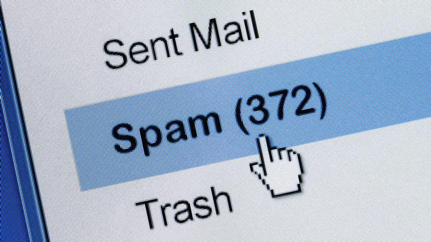España, el país que más 'spam' recibe por email