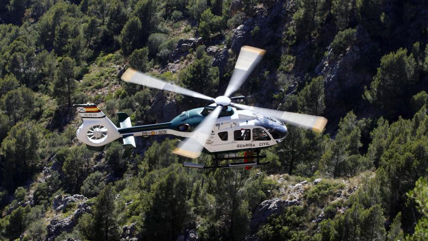 Guardia Civil findet Leiche im Meer vor Mallorca