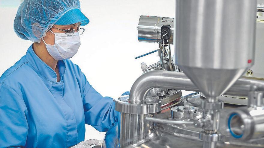 La indústria farmacèutica no descansa