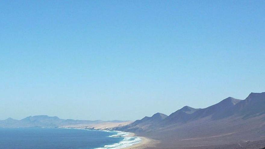 Cofete, reconocida por el turista como la segunda mejor playa de Europa
