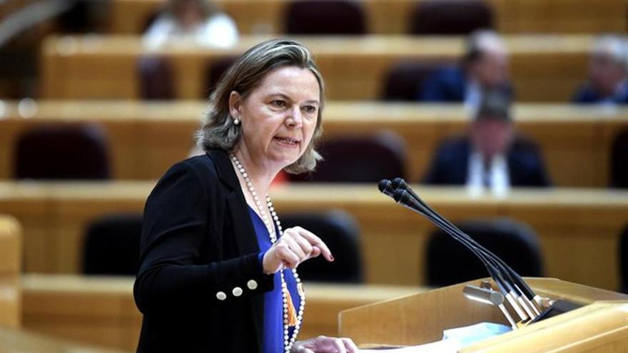 Pablo Iglesias se enfada con la senadora mallorquina María Salom y la bloquea en Twitter