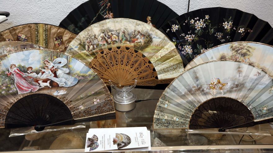 Les Corts respalda que Aldaia sea Ciudad Creativa de la Unesco por su tradición abaniquera