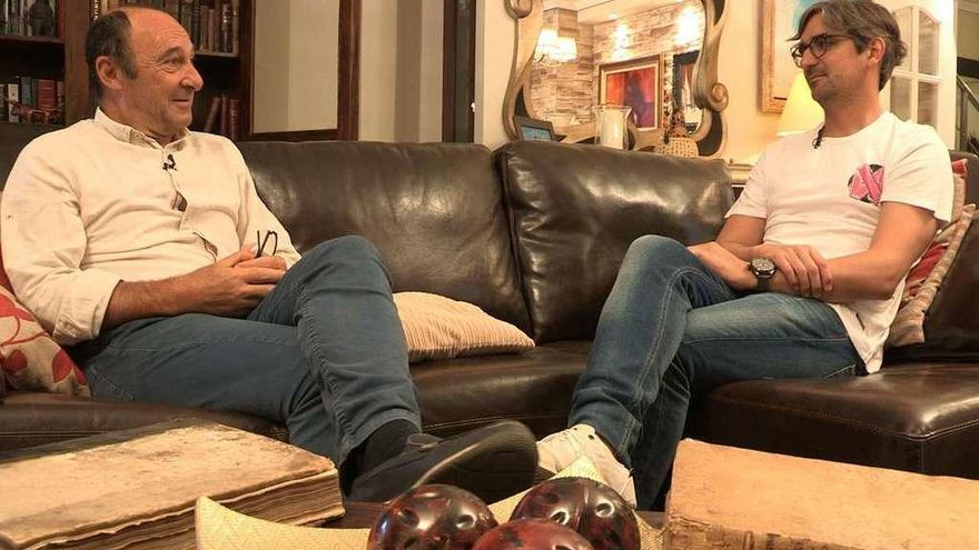 Diego González Rivas protagoniza hoxe 'O gato con botas' da TVG