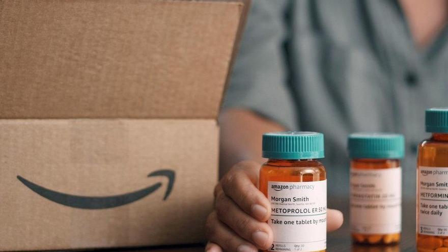 Amazon obre la seva farmàcia digital als EUA