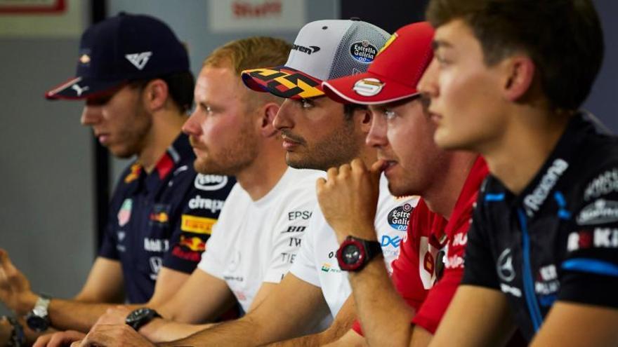 Llega el GP de España con Bottas como líder