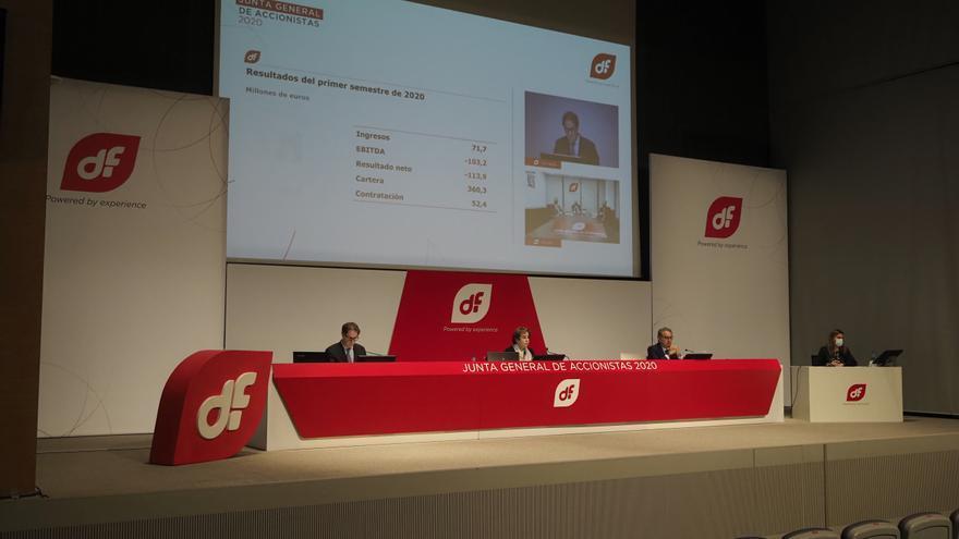 El exconsejero delegado de Duro Felguera percibió 435.000 euros de retribuciones en 2020