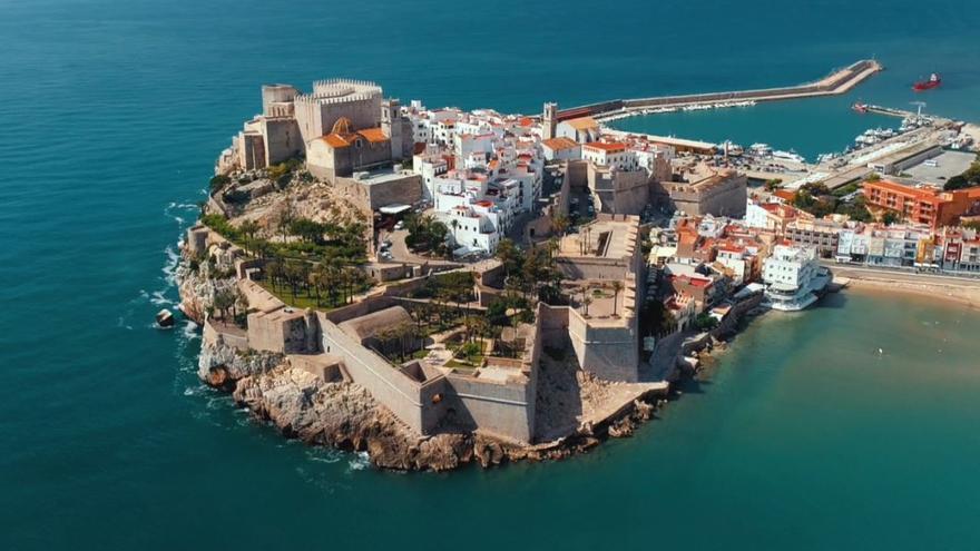 Peñíscola, un casco antiguo con historia