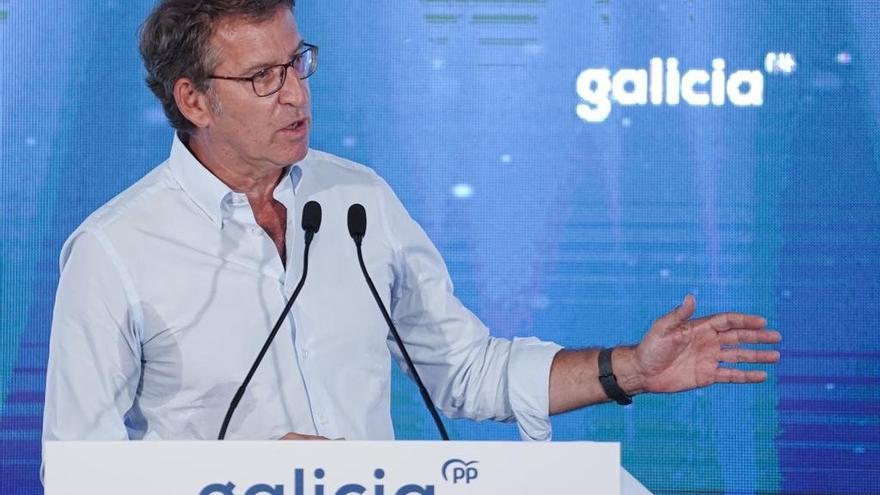 Feijóo volverá a optar a la presidencia del PP gallego