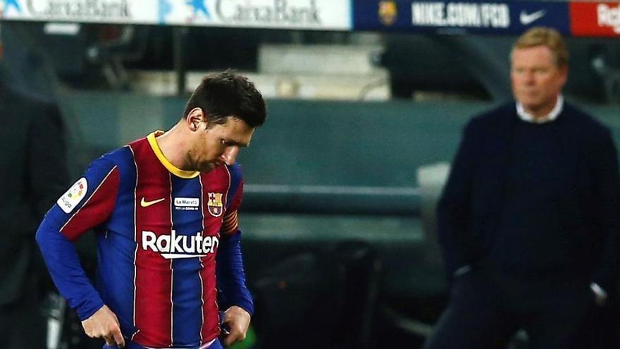 El Barça busca detener en Valladolid su mala racha