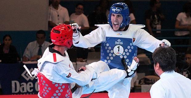 Raúl Martínez, taekwondo