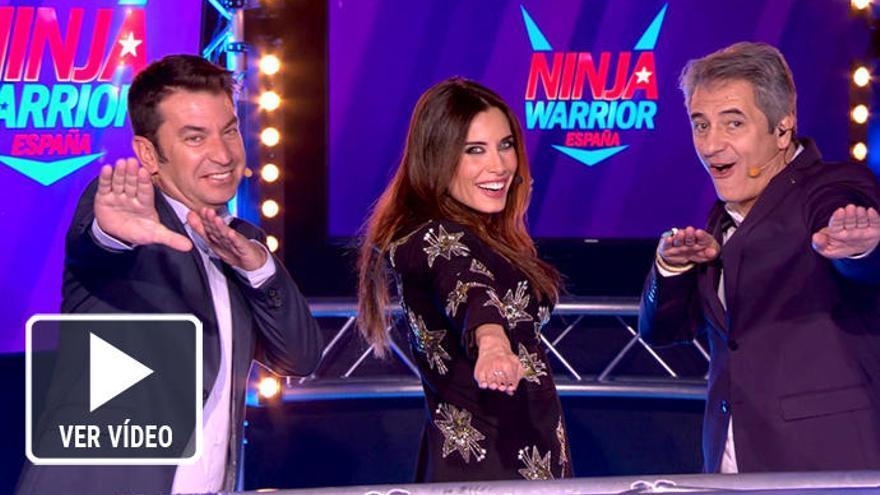 Antena 3 busca al 'guerrero' de España con 'Ninja Warrior'