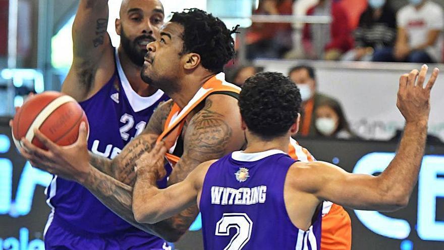 Ward, un 'rookie' a ritmo de MVP
